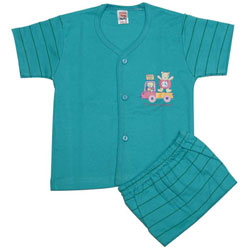 Cotton Baby wear for Boy (3   month - 1 year)