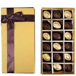 Lavish 18 Pcs. Homemade Chocolates