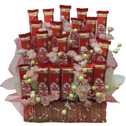 Precious Nestle Kitkat Explosion