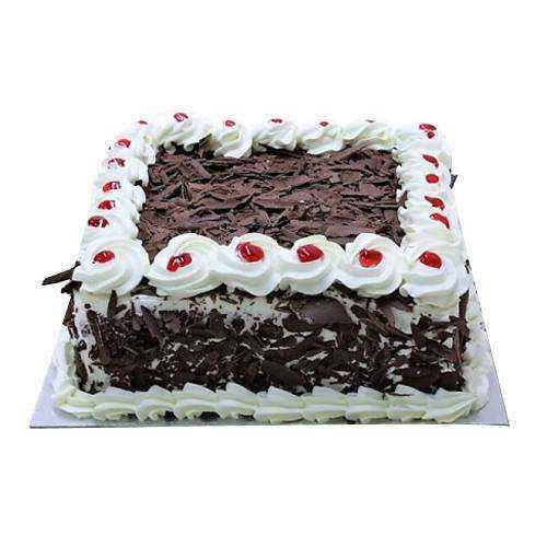 Lip-Smacking Black Forest Cake