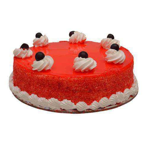 Bakery-Fresh Red Velvet Cake