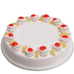 Anniversary Sumptuous Vanilla Cake