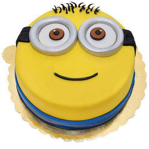 Amazing Minions Kids Cake