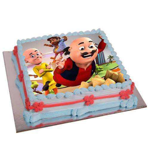 Delectable Motu Patlu Cake