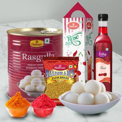 Dainty Gift Hamper from Haldiram