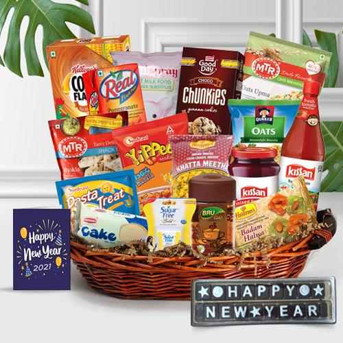 Sweet Splendor New Year Gift Hamper