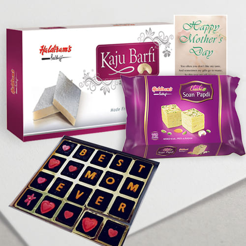 Refreshment and Delectable Haldiram Packs