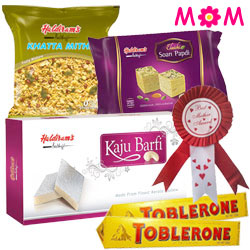 Grand Signature Haldiram Snack for Mother's Day