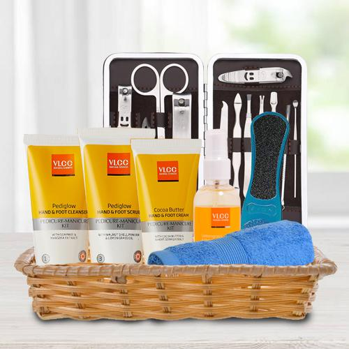 Affectionate Collection of Essential VLCC Foot Care Products