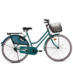 High-Agility BSA Ladybird Ex Bicycle