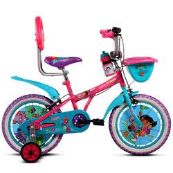 Pedalling-Made-Fun BSA Champ Dora Bicycle