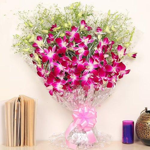 Tropical Orchids Bouquet