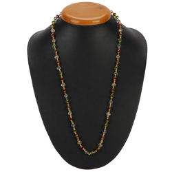 Graceful Beaded Necklace for Women