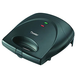 Cool Black Color Sandwich Toasters from Prestige