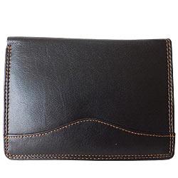 Dexterous Gents Leather Coat Wallet from Rich Born