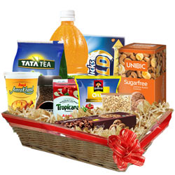 Incomparable Timeless Treat Healthy Breakfast Basket