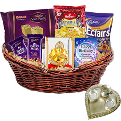 Extraordinary Birthday Hamper for Her<br>