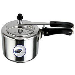 Nirlep Sakhi 1.5 ltr. Inner Lid Pressure Cooker