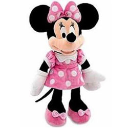 Hypnotic Disney Minnie Mouse Soft Toy