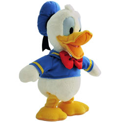 Delightful Disney Donald Duck Soft Toy