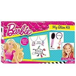 Barbie�s Joyous Frill Multi Color Glam Kit