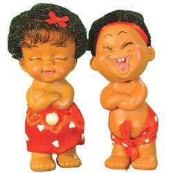 Perky Jungle Dolls Couple By Masoom Playmates