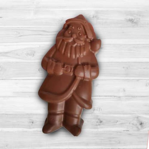 Delicious Santa Claus Chocolate