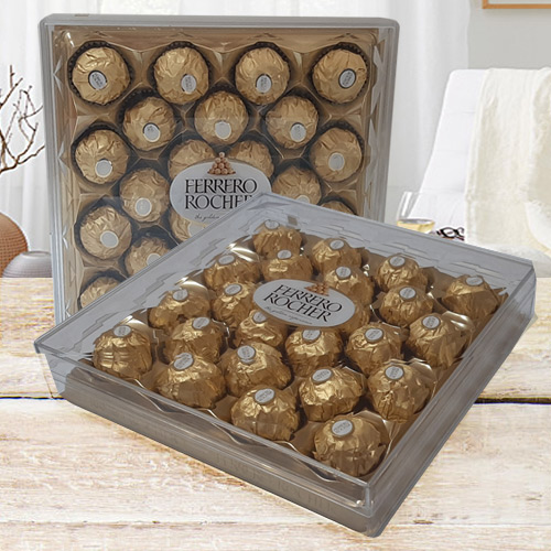 Tasty Ferrero Rocher Chocolate Pack