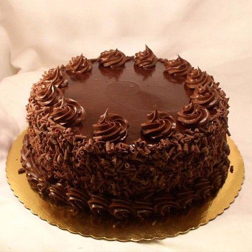 Eggless 1/2 Kg Chocolate Cake