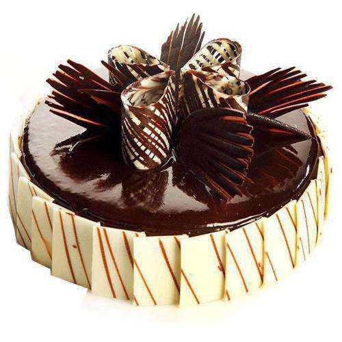 Inspiring Truffle Cake<br>
