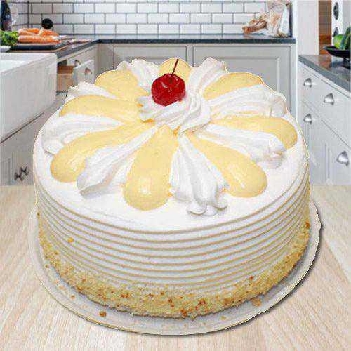 Enigma of Taste 3/4 Star Bakerys 1 Kg Vanilla Cake