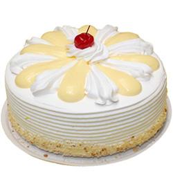 Yummy Vanilla Cake for Birth-Day