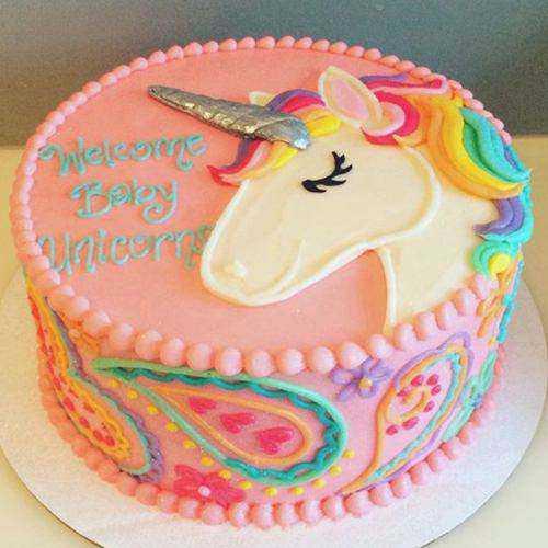 Sumptuous Birthday Special Unicorn Cake