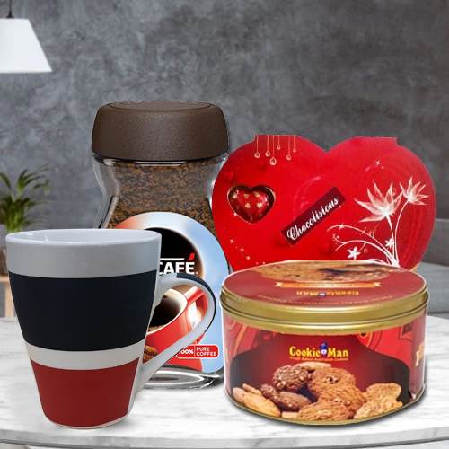 Exclusive Gift Hamper for Coffee Lovers