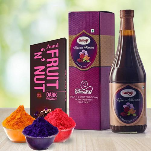 Superb Holi Gift Pack