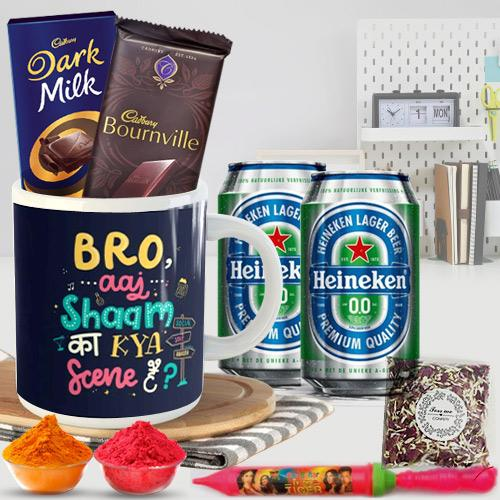 Mind Blowing Holi Gifts for Dear Ones