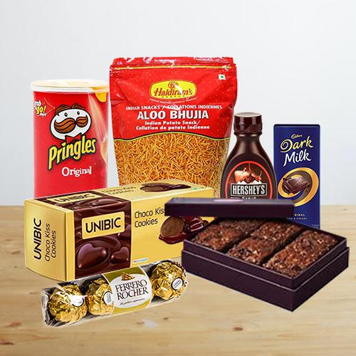 Special Holiday Delight Gift Hamper