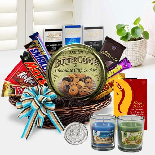 Delightful Chocolates Gift Hamper for Diwali