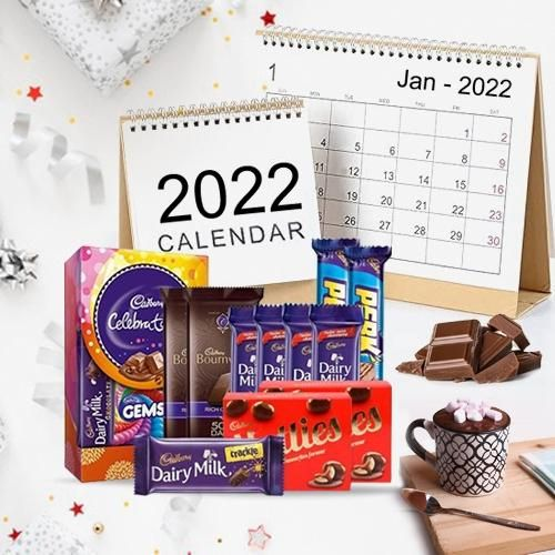 Delectable Chocolates Gift Hamper