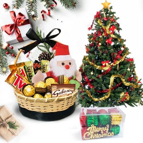 Amazing Chocolate Gift Basket