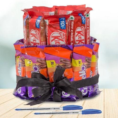 Delicious Chocolate Arrangement