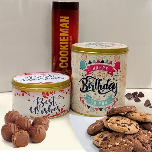 Yummy Imported Cookies N Handmade Chocos