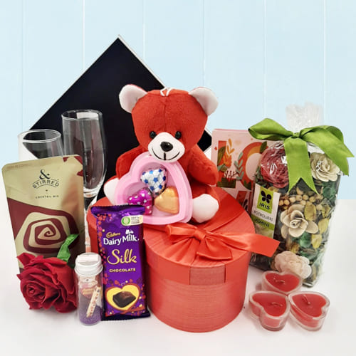 Romantic Evening Date Aromatic Hamper