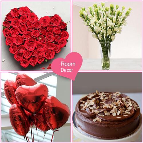 Romantic Love Celebration Hamper