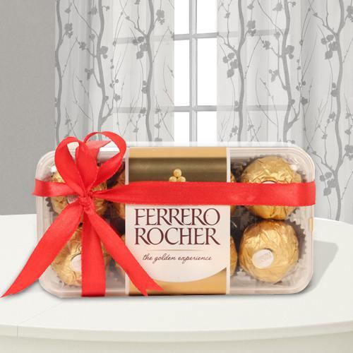 16 pcs Ferrero Rocher Chocolate Box