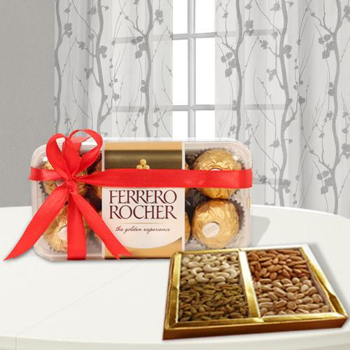 Healthy & Sweet Tooth Gift for Mom
