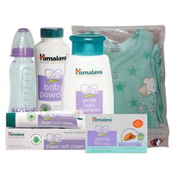 Stunning Himalaya Baby Care Gift Hamper