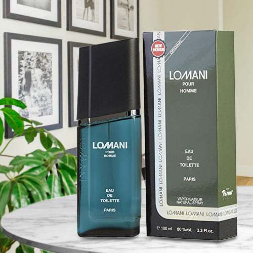 Fragrance Special Lomani Pour Homme Perfume for Men