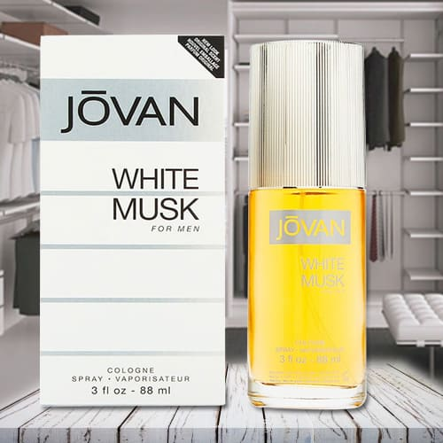 Special Jovan White Musk Cologne for Men
