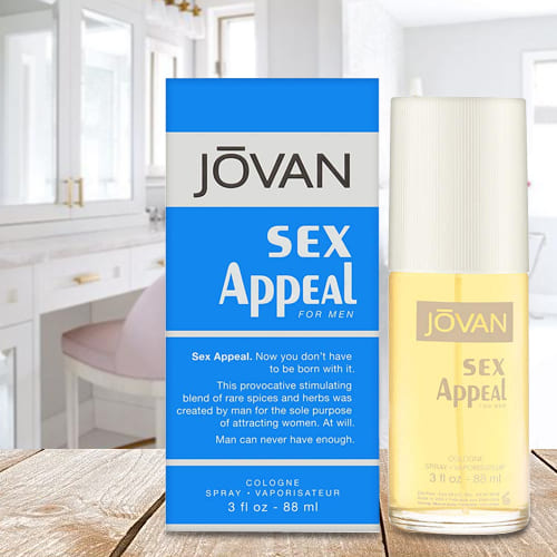 Astonishing Jovan Sex Appeal for Men